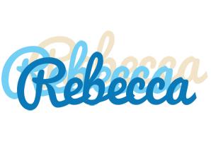 Rebecca breeze logo