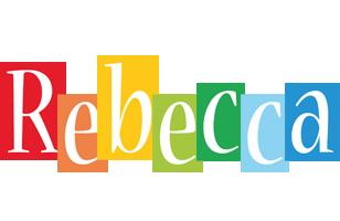 Rebecca colors logo