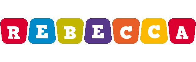 Rebecca daycare logo