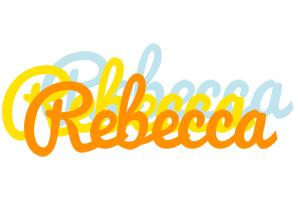 Rebecca energy logo