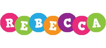 Rebecca friends logo