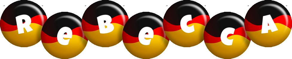 Rebecca german logo