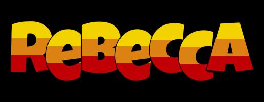 Rebecca jungle logo