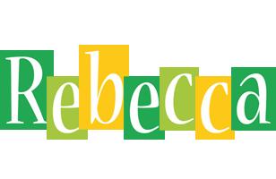 Rebecca lemonade logo