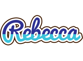 Rebecca raining logo