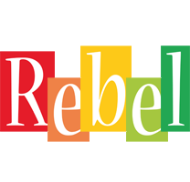 Rebel colors logo