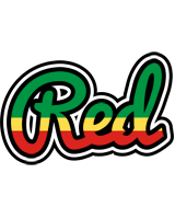 Red african logo