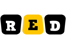Red boots logo