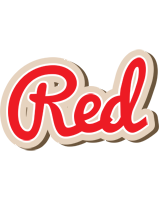 Red chocolate logo