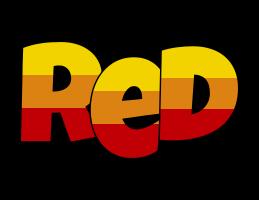 Red jungle logo