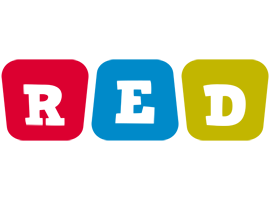 Red kiddo logo