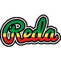 Reda african logo