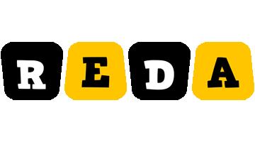 Reda boots logo
