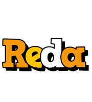 Reda cartoon logo