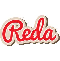 Reda chocolate logo