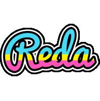 Reda circus logo