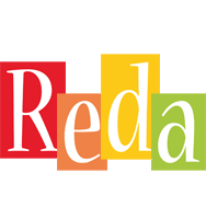 Reda colors logo