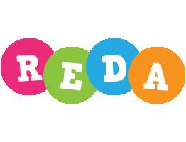 Reda friends logo