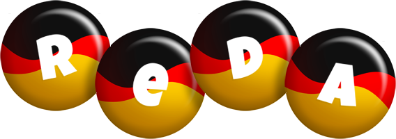 Reda german logo