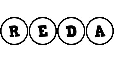 Reda handy logo