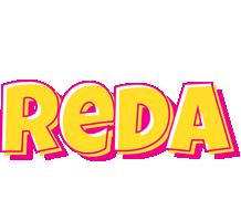 Reda kaboom logo