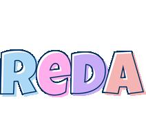 Reda pastel logo