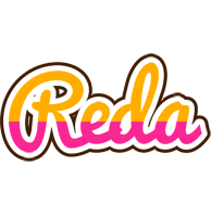 Reda smoothie logo