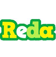 Reda soccer logo