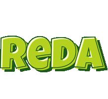 Reda summer logo
