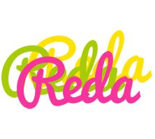 Reda sweets logo
