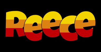 Reece jungle logo