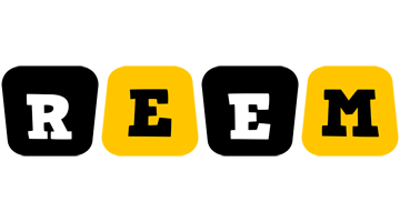 Reem boots logo