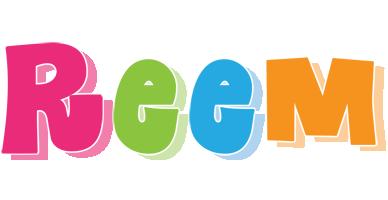 Reem friday logo