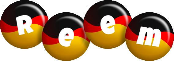 Reem german logo
