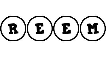 Reem handy logo