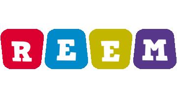 Reem kiddo logo