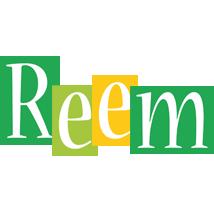 Reem lemonade logo