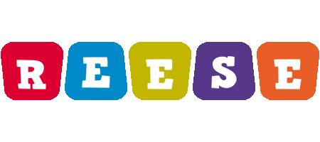 Reese kiddo logo