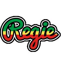 Regie african logo