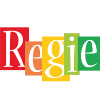 Regie colors logo