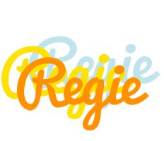 Regie energy logo