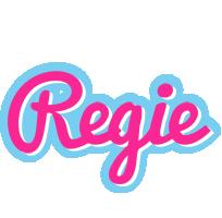 Regie popstar logo