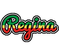 Regina african logo