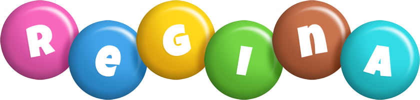 Regina candy logo