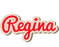 Regina chocolate logo