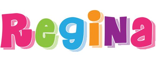 Regina friday logo