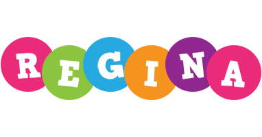 Regina friends logo
