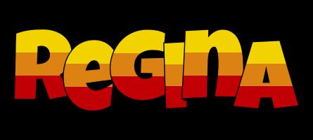 Regina jungle logo