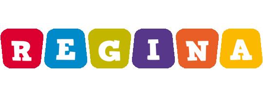 Regina kiddo logo
