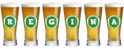 Regina lager logo